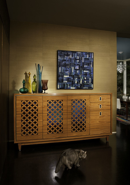 Thomas Wold - Rosewood Credenza