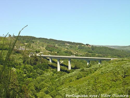 Proximidades de Castro Daire - Portugal