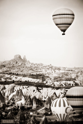 Hot Air Balloon Ride in Cappadocia, Turkey with Royal Balloon