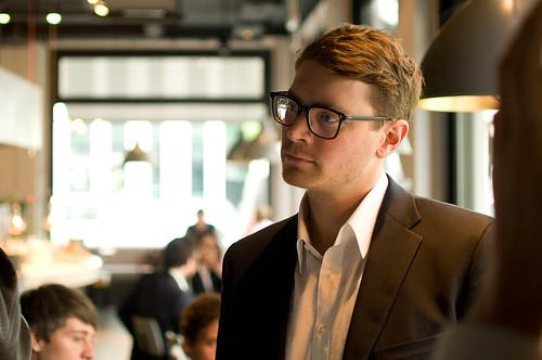 Bastian Unterberg, CEO von Jovoto
