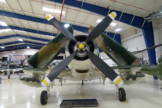 Front: A-1D Skyraider