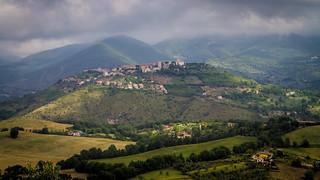 Scenic outlook from Poggio Nativo (Italy) IMG_3279
