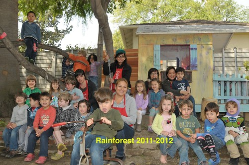 Finn's Cottage class picture