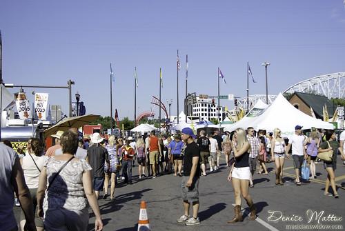 CMA Fest 2012