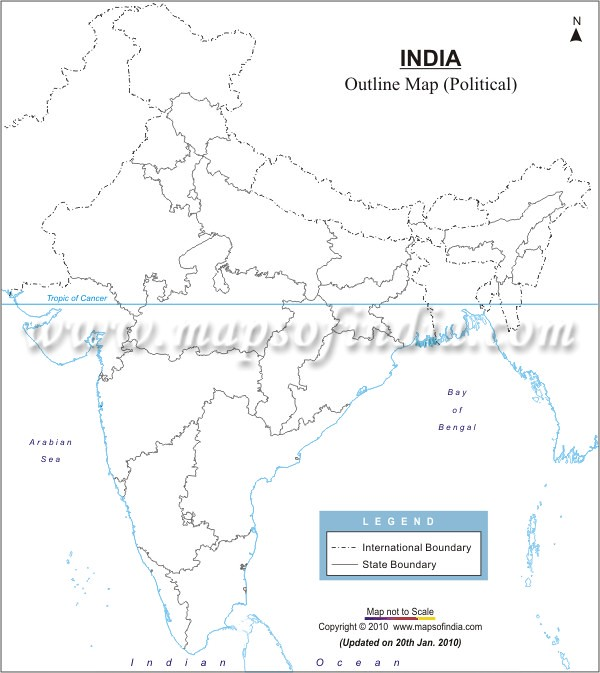 India Political Map In A3 Size Download A3 Size Political Flickr