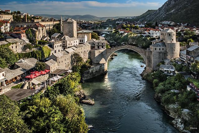 Stari Most (Mostar, Bosnia herzegovina)