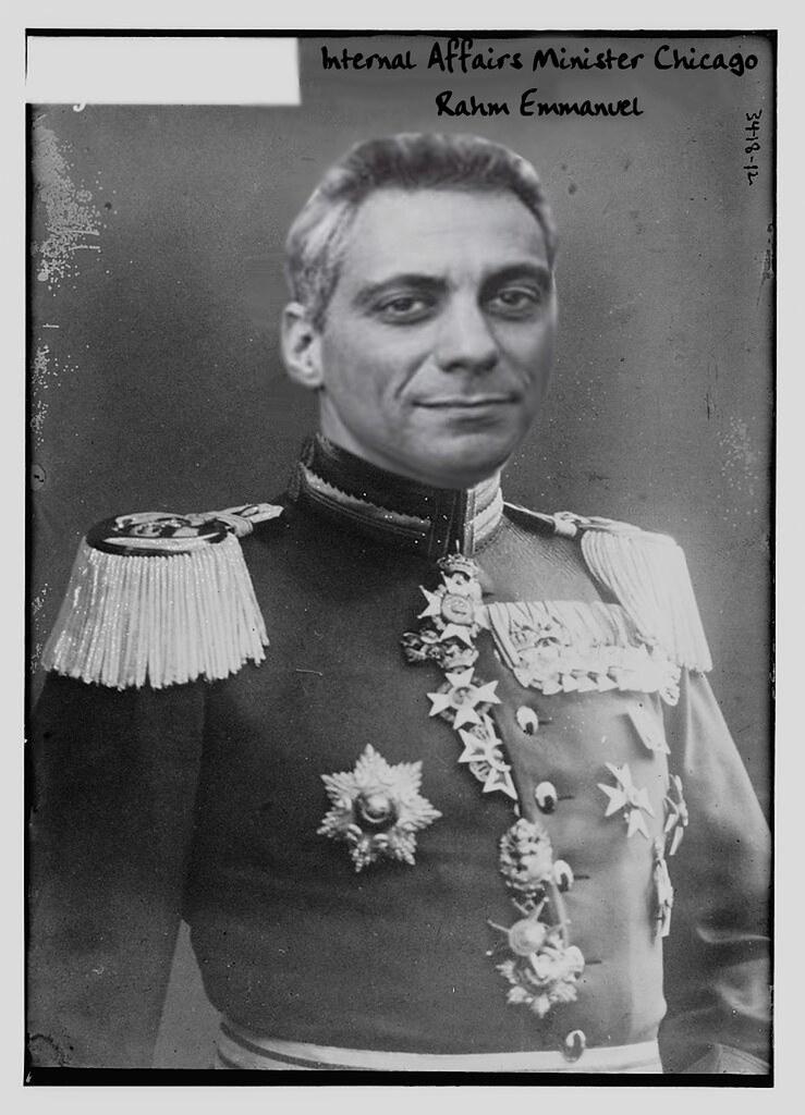 MINISTER EMMANUEL