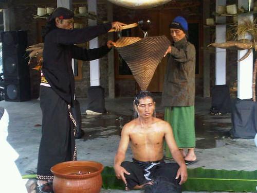 Prosesi Peresmian Sangar bangun Budaya