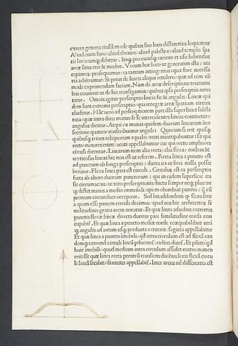 Ink drawings in Alberti, Leo Baptista: De re aedificatoria