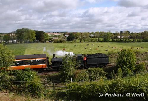 irish train rail railway trains 186 railtour railways steamengine munster excursion steamtrain 2012 steamlocomotive gswr rpsi railwaypreservationsocietyofireland finbarroneill finnyus
