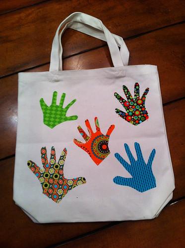 nonna hands