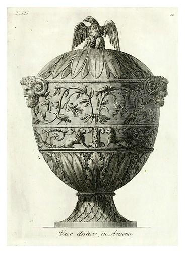 015-Manuale di varj ornamenti componenti la serie de' vasj antichi…Vol 3-1740-Carlo Antonini