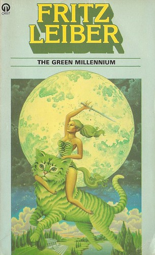 Fritz Leiber - The Green Millennium (Orbit 1976)