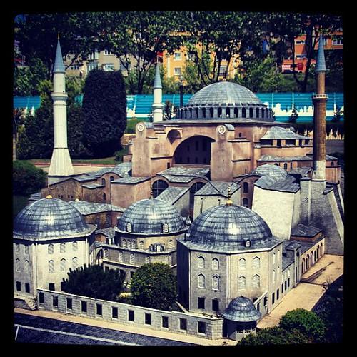 #AyaSofia #MiniaTurk #Istanbul #Turkey