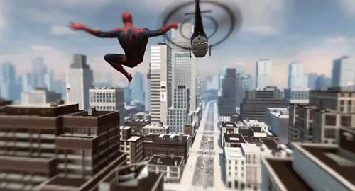 "This Video Will Teach You How to ""Web Rush"" in Amazing Spider-Man"