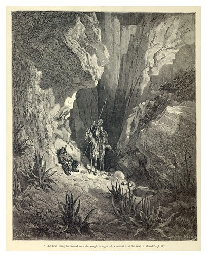 008-The History of Don Quixote-1864-1867-Gustave Doré- Texas A&M University Cushing Memorial Library