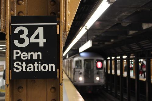 34 Penn Station