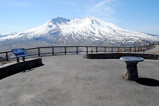 Mt. St. Helens from Johnston Ridge