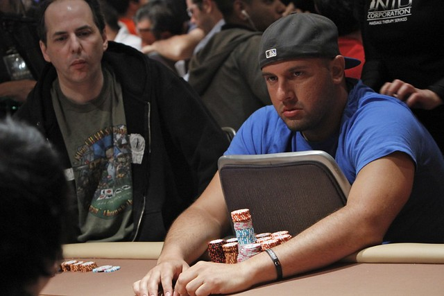 1657 Allen Kessler and Michael Mizrachi