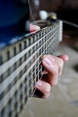 Guitarra by MarcosCousseau