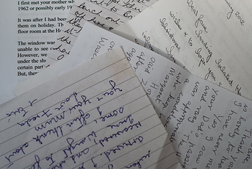 Letters in response