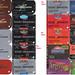 eBay Set - 70 Casino Slot Cards - 8 Casino Key Cards