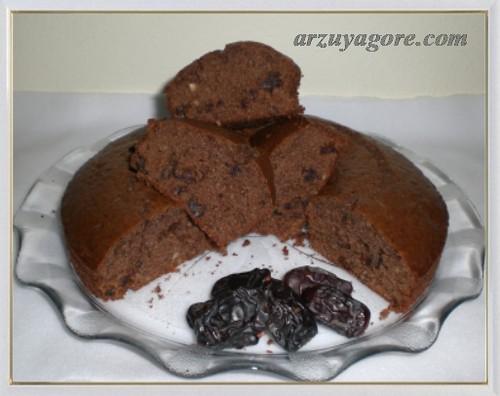 hurmalı kek-2