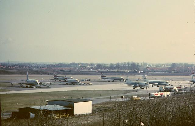 Malmö Bulltofta airport