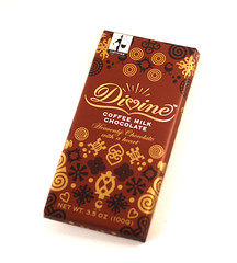 Divine Coffee Milk Chocolate