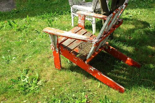 strathcona chair