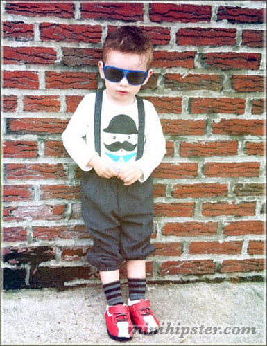 Maximus... MiniHipster.com: kids street fashion (mini hipster .com)