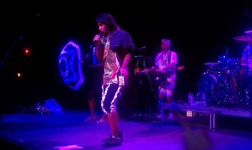 Santigold at In The Venue, Salt Lake City