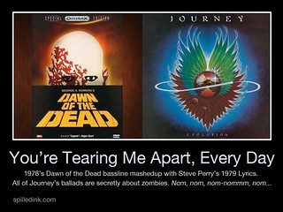 Journey versus Dawn of the Dead