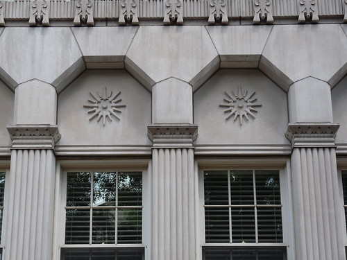 Art Deco Facade Of Kennedy Warren Building A Photo On