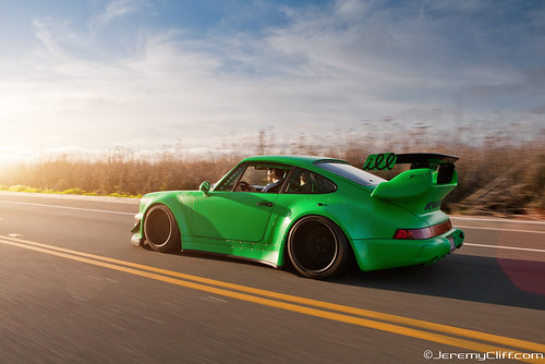 """Pandora One"" RAUH Welt-BEGRIFF (RWB) Porsche for Total 911 Magazine by jeremycliff"