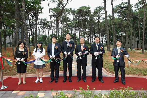 삼성화재 학교숲 조성사업