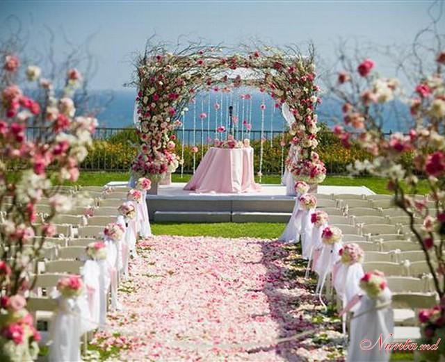 """Оформление залов oт """"Wedding Lux"""""""
