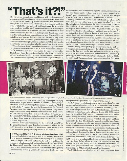 (Issue N/A) Spin Magazine (CBGB)0003