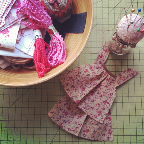 Sewing basket today by little_moshi