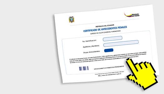 El certificado de antecedentes penales no tiene costo for Ministerio del interior antecedentes