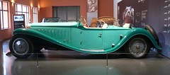 Bugatti Royale Roadster Armand Esders 1930 - 1990 green l2
