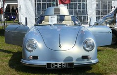 Chesil Kit Car 356 Speedster replica silver v