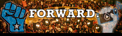 Occupy Forward From Wisconsin