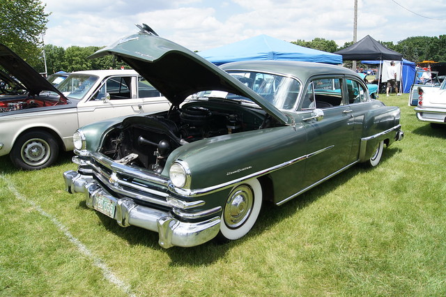 53 chrysler new yorker 28th annual midwest mopars in the. Black Bedroom Furniture Sets. Home Design Ideas