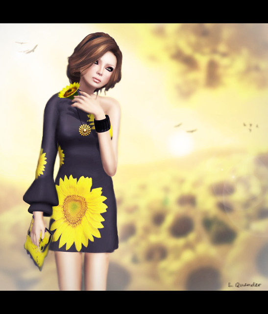 SoLiDea FoLieS -Sunflower version 2