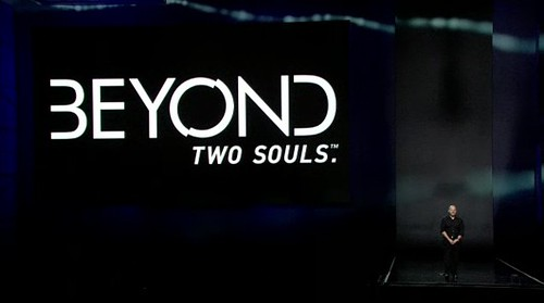 Beyond: Two Souls 7 Minute Gameplay Video