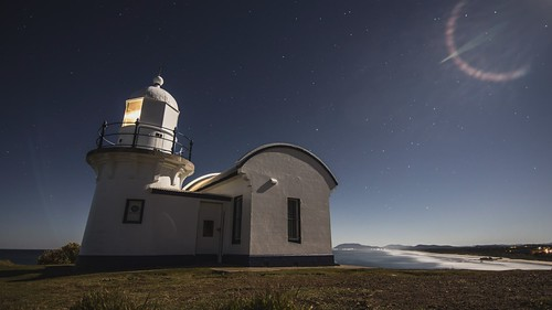 lighthouse port sunrise timelapse macquarie