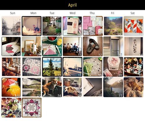 April 2012 : 365
