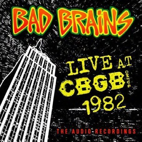 Bad Brains Live at CBGB 1982 (CD)