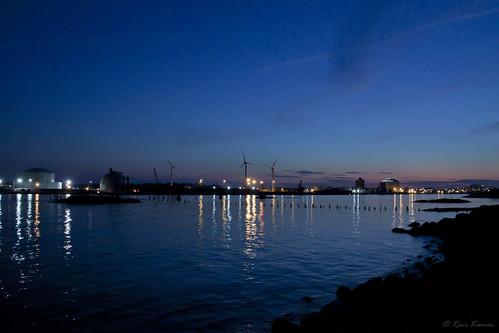 A view from East bay Bike Path, RI by kravi2011 via I {heart} Rhody